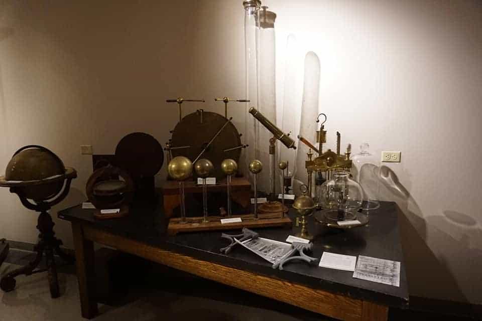 Museo de Medicina y Ciencia Monroe Moosnick, Lexington