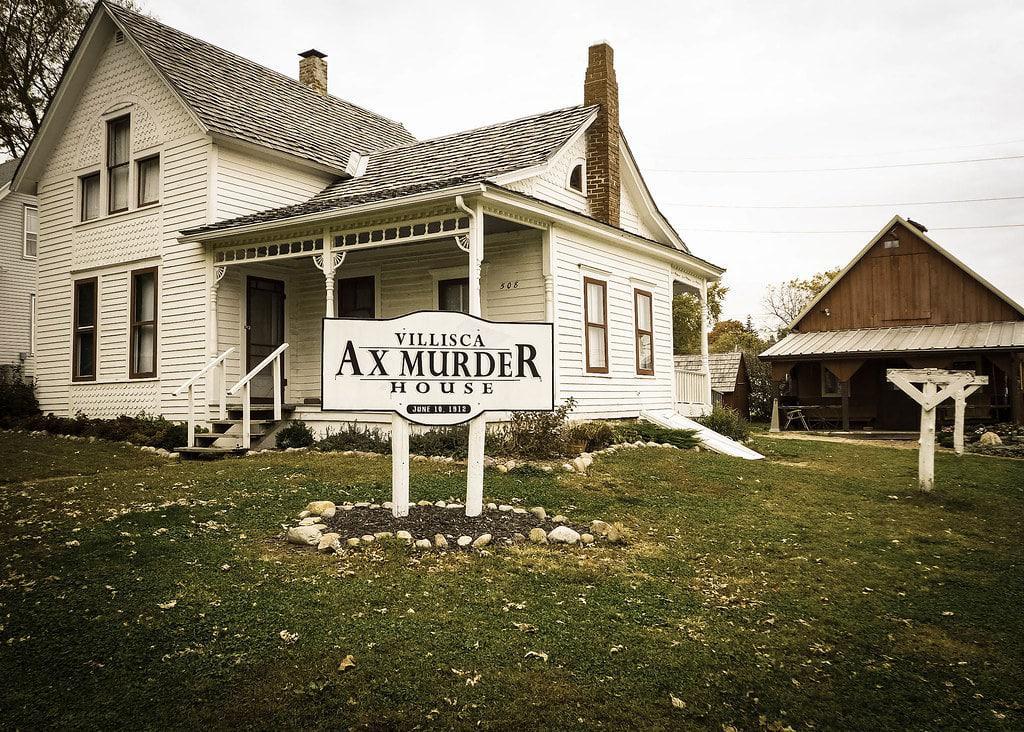 Villisca Axe Murder House, Villisca