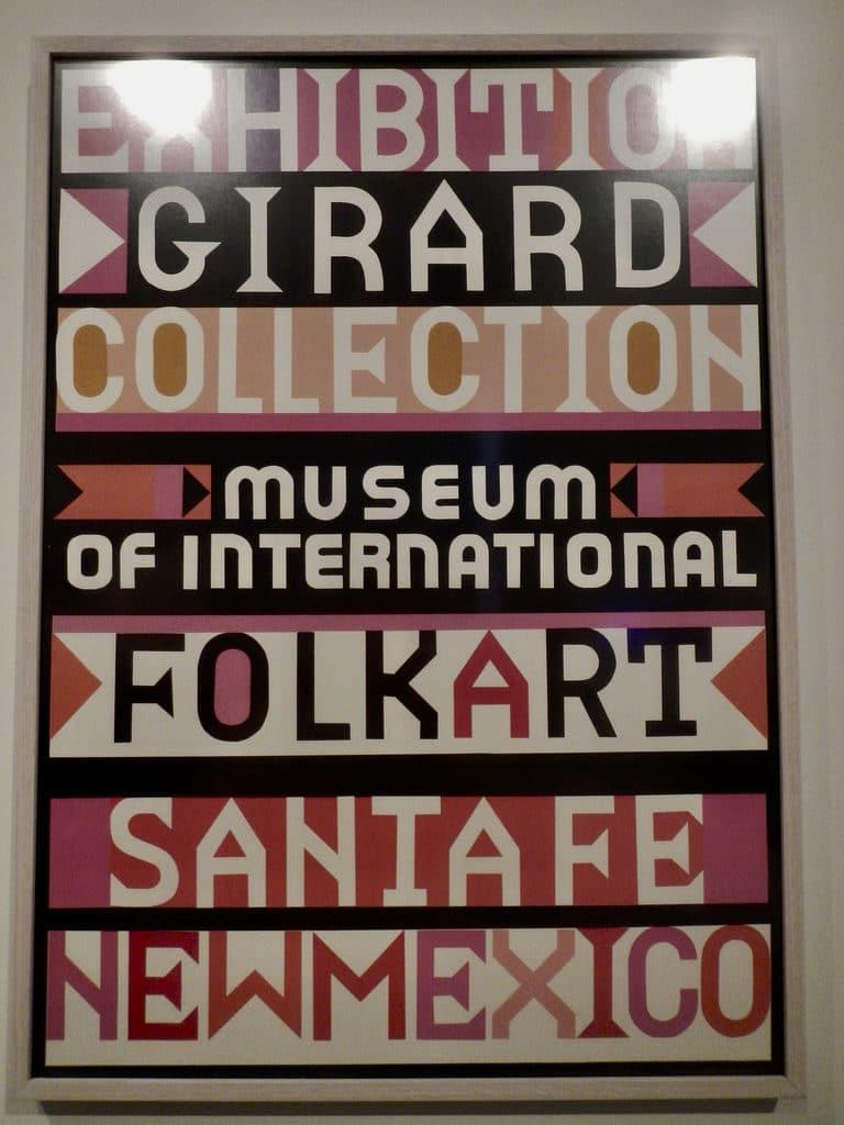 Museo de Arte Popular Internacional: Girard Wing