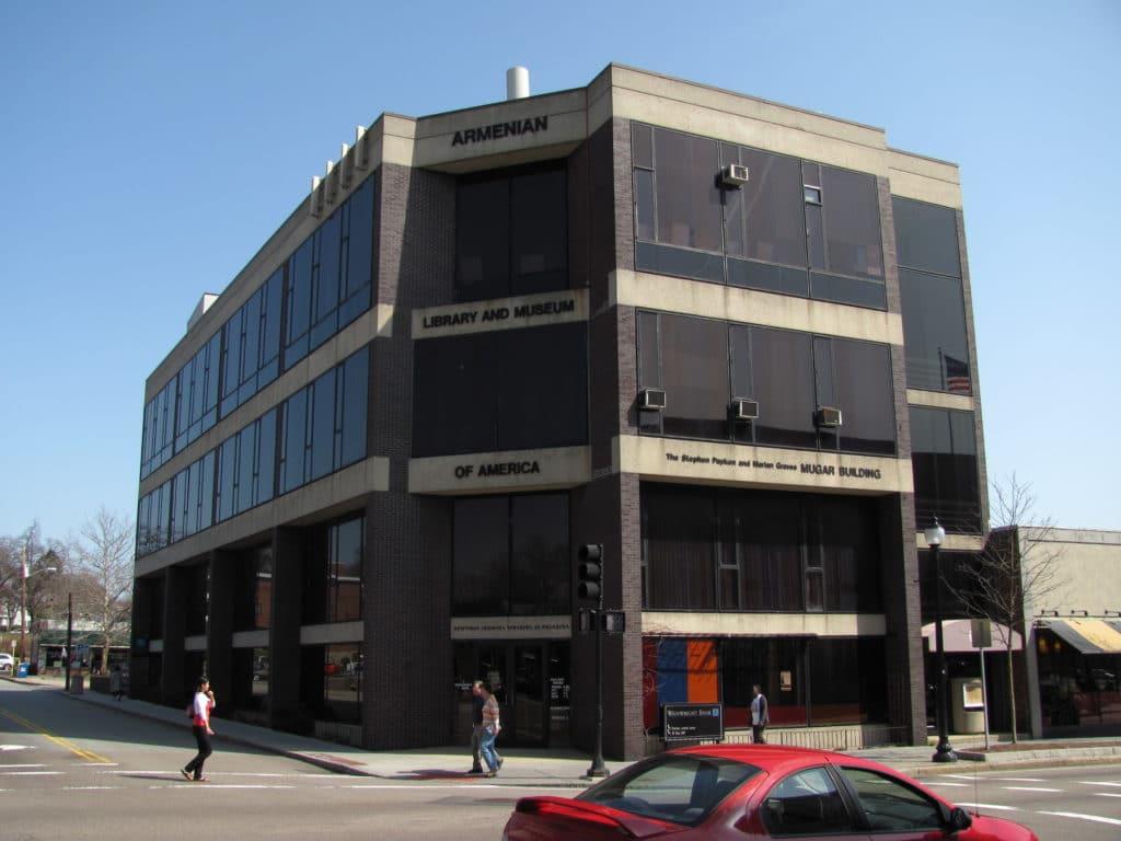 Biblioteca y Museo de Armenia de América, Watertown