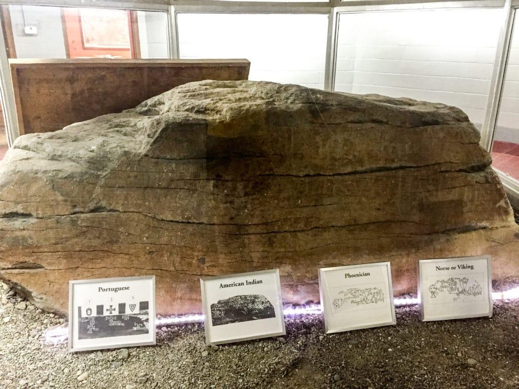 Dighton Rock, Berkley