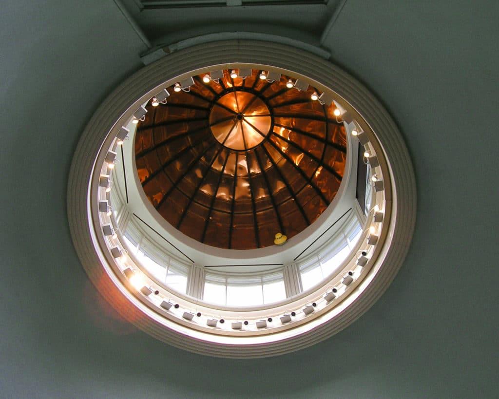 El Ether Dome, Boston