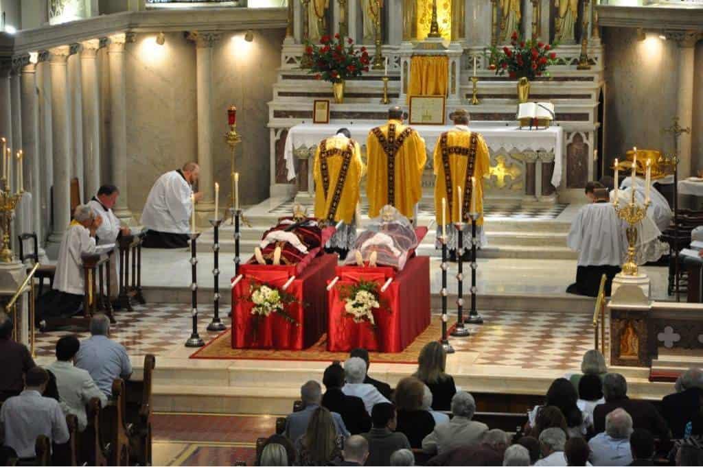 Santuario de los Santos Magnus y Bonosa, Louisville