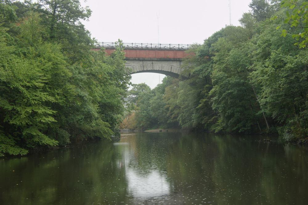 Puente Echo, Newton