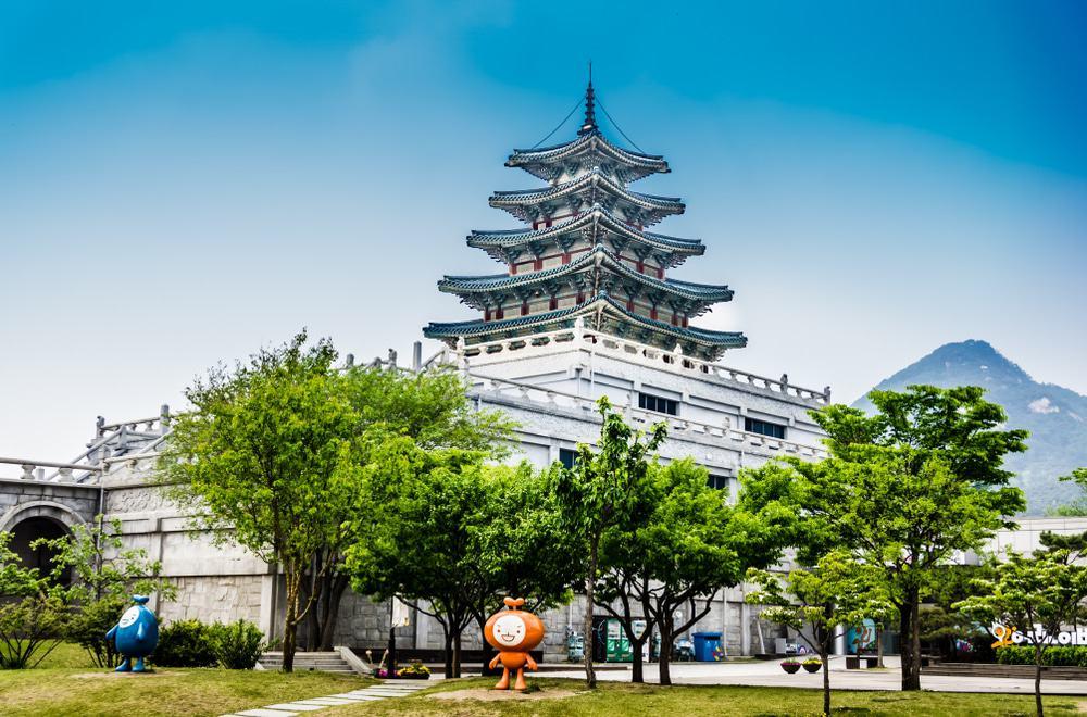 Museo Folclórico Nacional de Corea