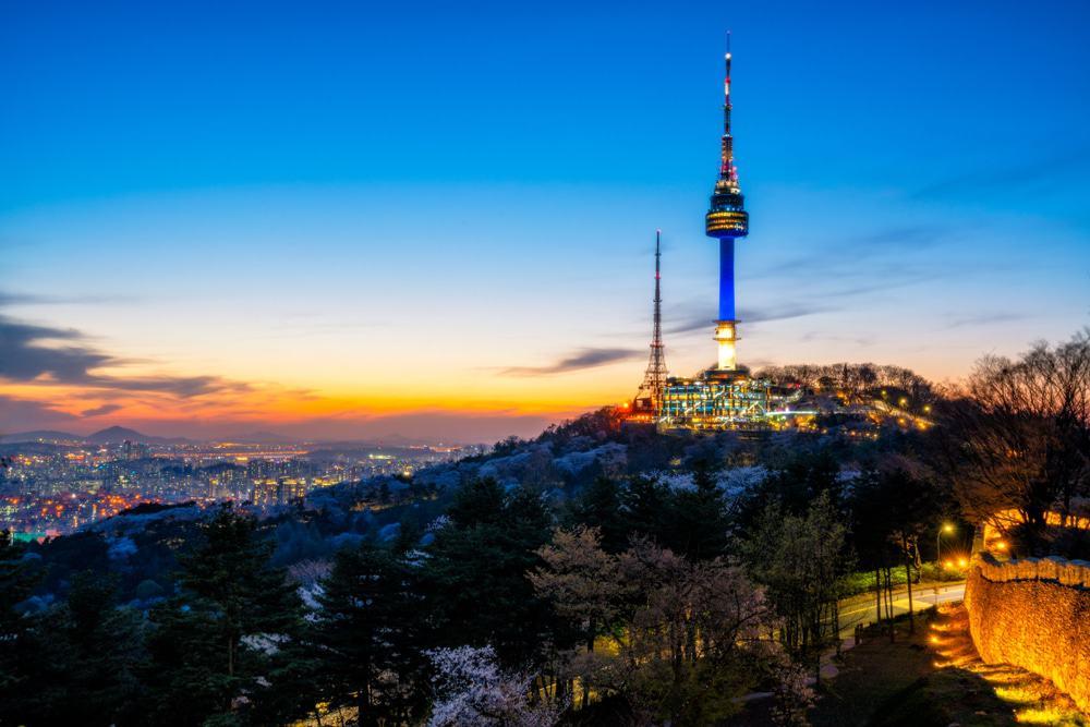 Torre N de Seúl