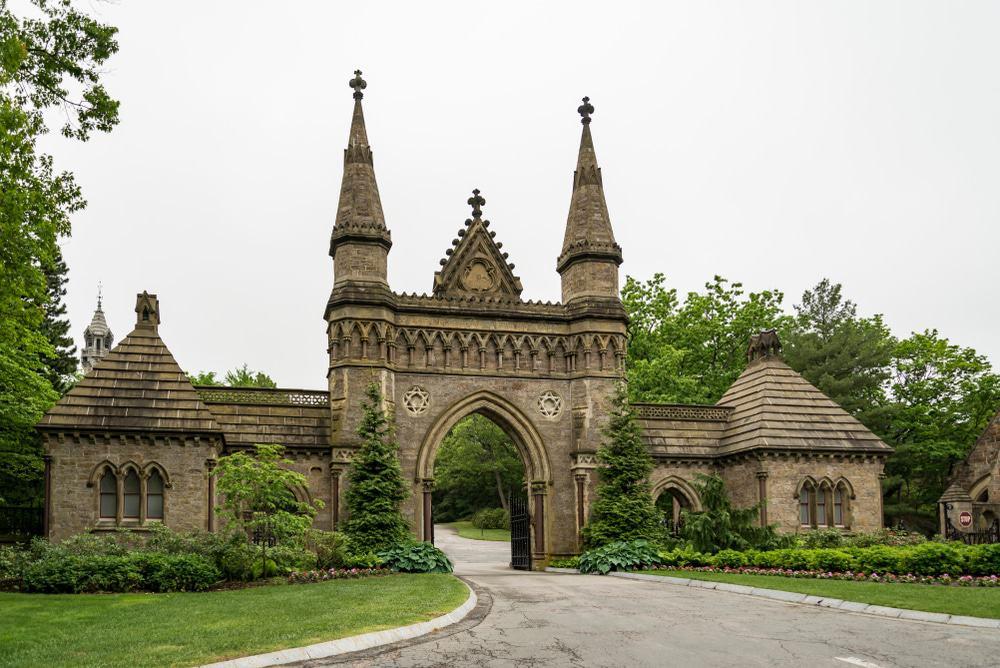 Cementerio de Forest Hills, Boston