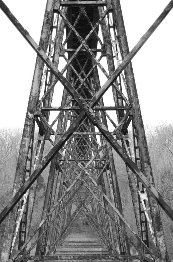 Puente de caballete Pope Lick, Louisville