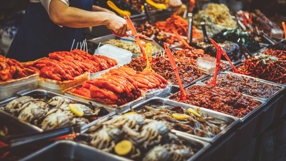 Mercado de Gwangjang