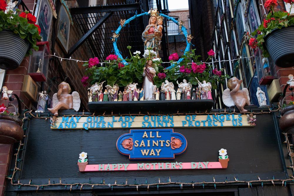 All Saints Way, Boston