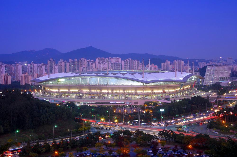 Estadio de la Copa del Mundo de Seúl