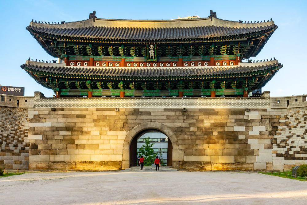 Puerta de Namdaemun