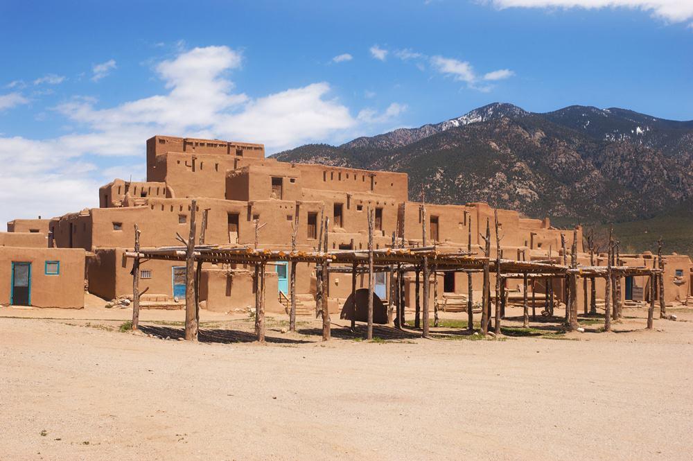 Taos Pueblo, Nuevo México