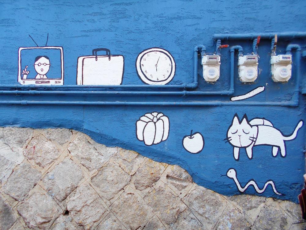 Pueblo Mural Ihwa