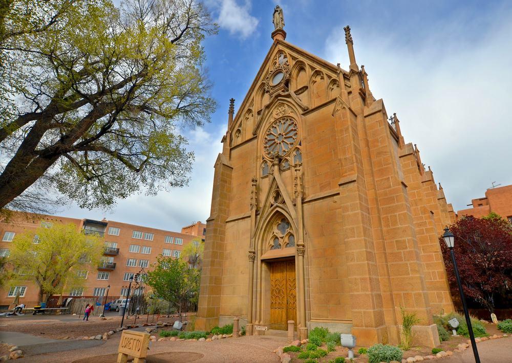 Capilla Loretto, Santa Fe