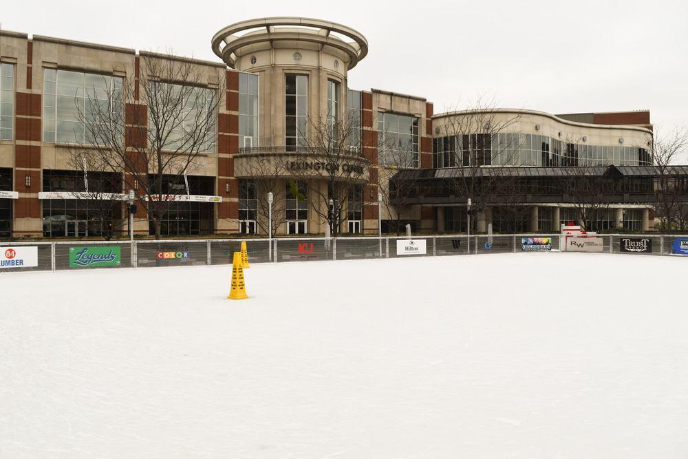 Centro de hielo Lexington