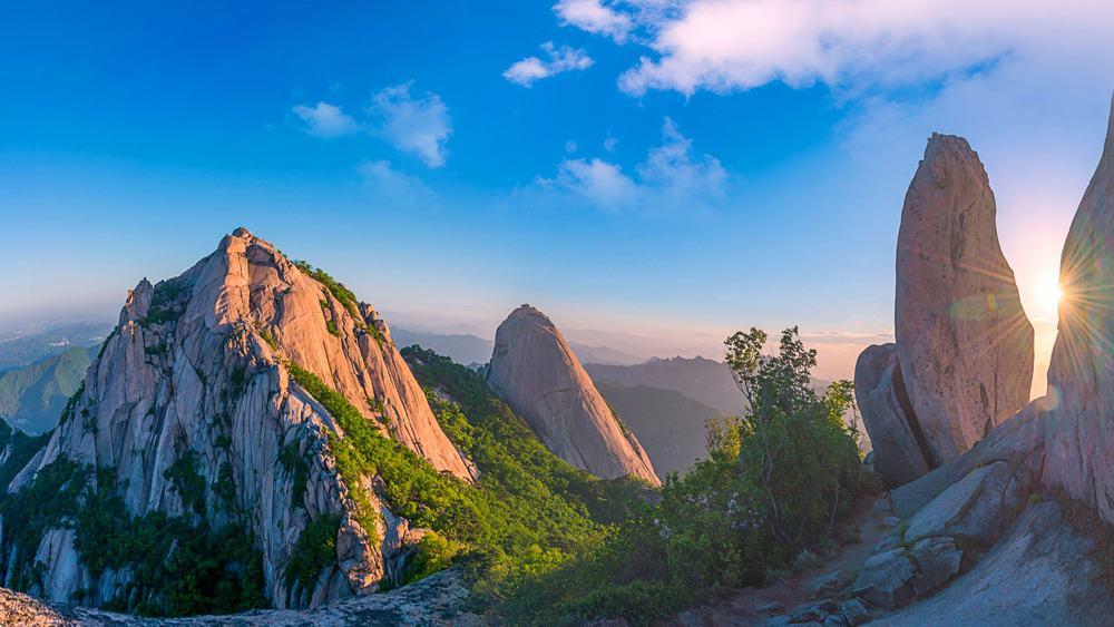 Parque Nacional Bukhansan