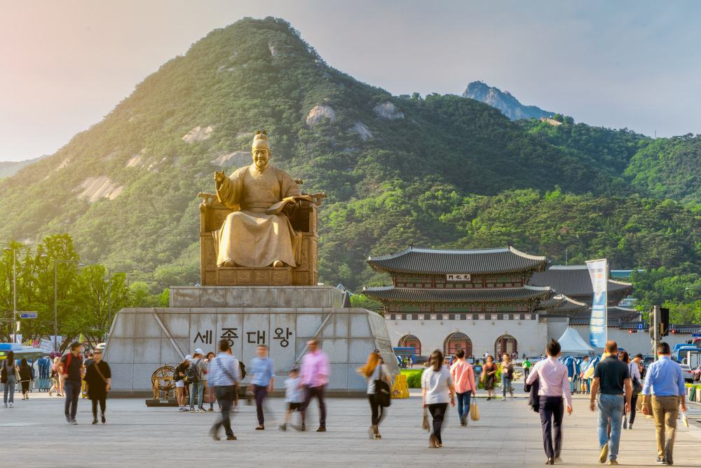 Plaza Gwanghwamun