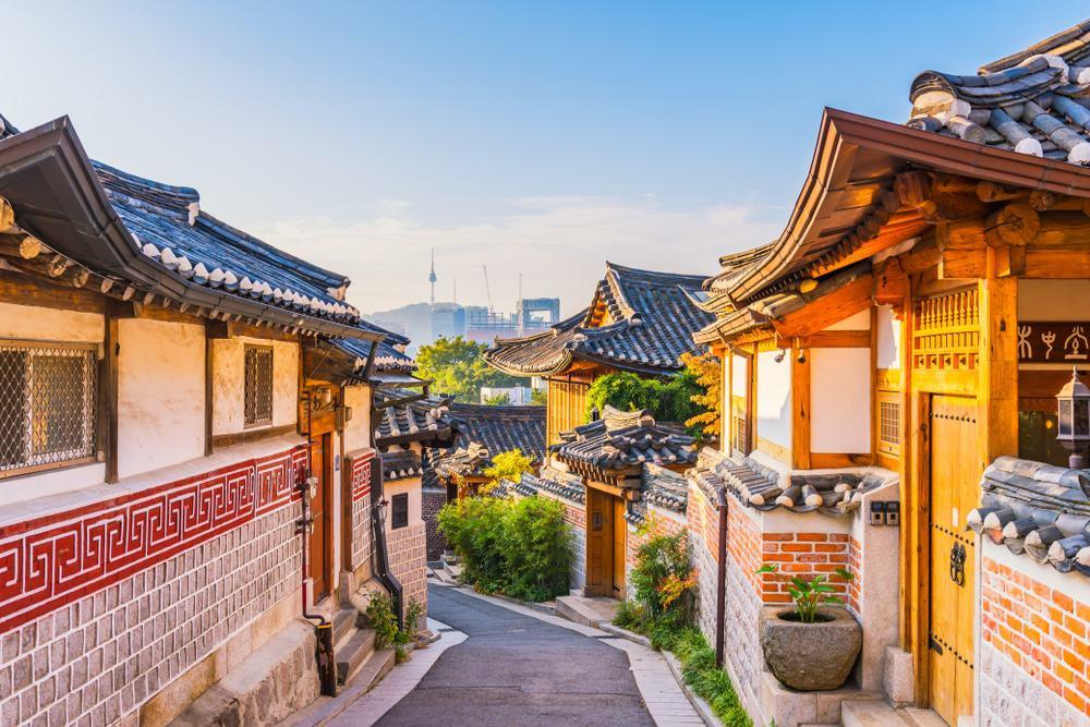 Pueblo de Bukchon Hanok